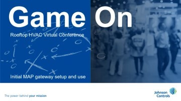 Initial MAP Gateway Setup and Use