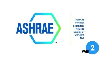 PART 2: The Effects of AHSRAE Standard 90.1 on Package Unit Design – 1 PDH credit